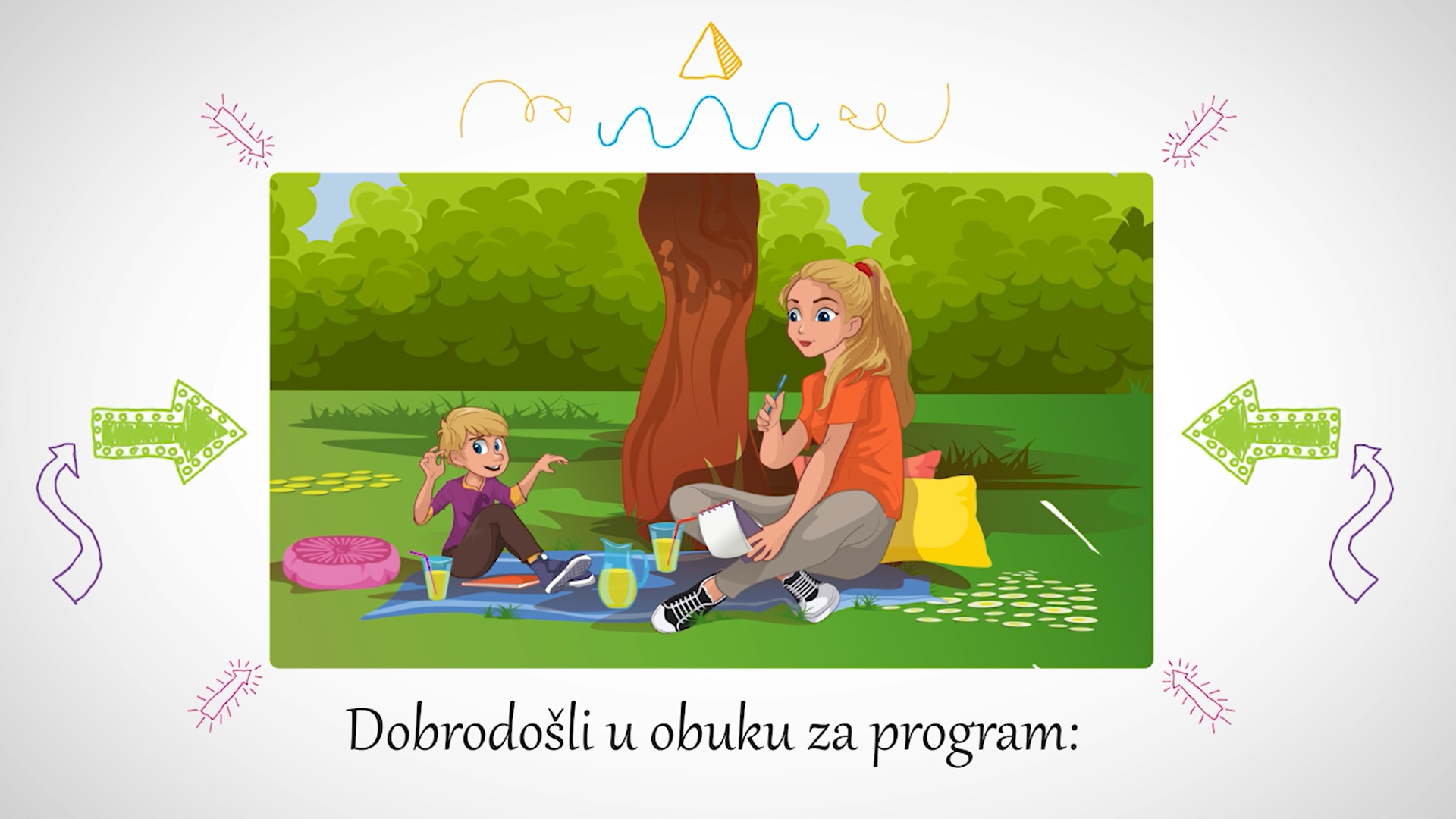 MODUL 1 - Na igri temeljena iskustva učenja u ranom detinjstvu